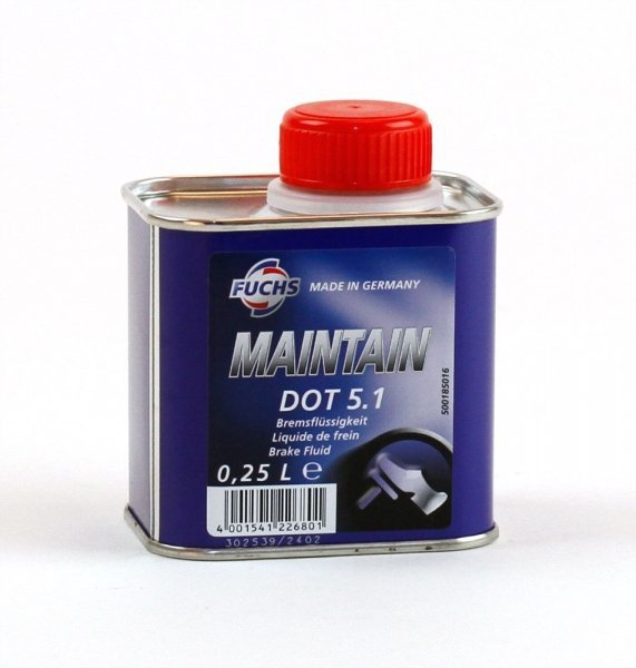 MAINTAIN DOT 5.1