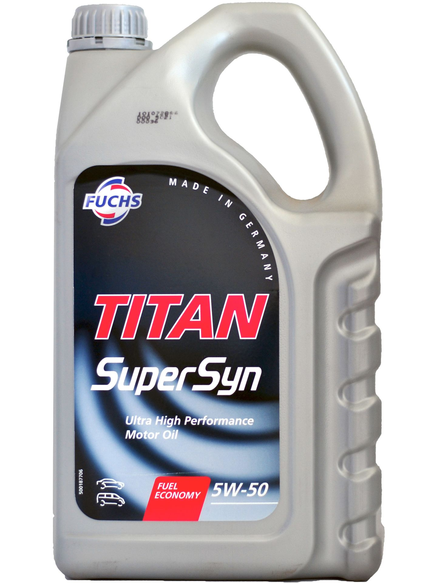 TITAN SUPERSYN SAE 5W-50