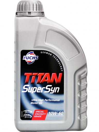 TITAN SUPERSYN SAE 10W-60