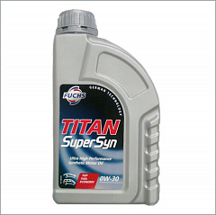 TITAN SUPERSYN 0W-30