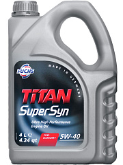 TITAN SUPERSYN 5W-40